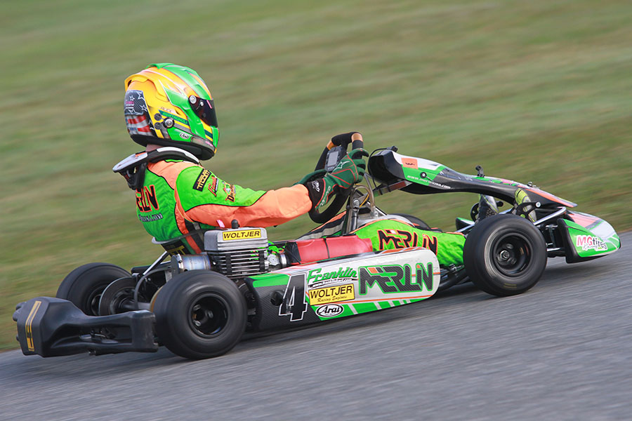WKA Daytona Update - Bertagnoli & Noaker Bag wins while Lemke Sweeps Sr Qualifying