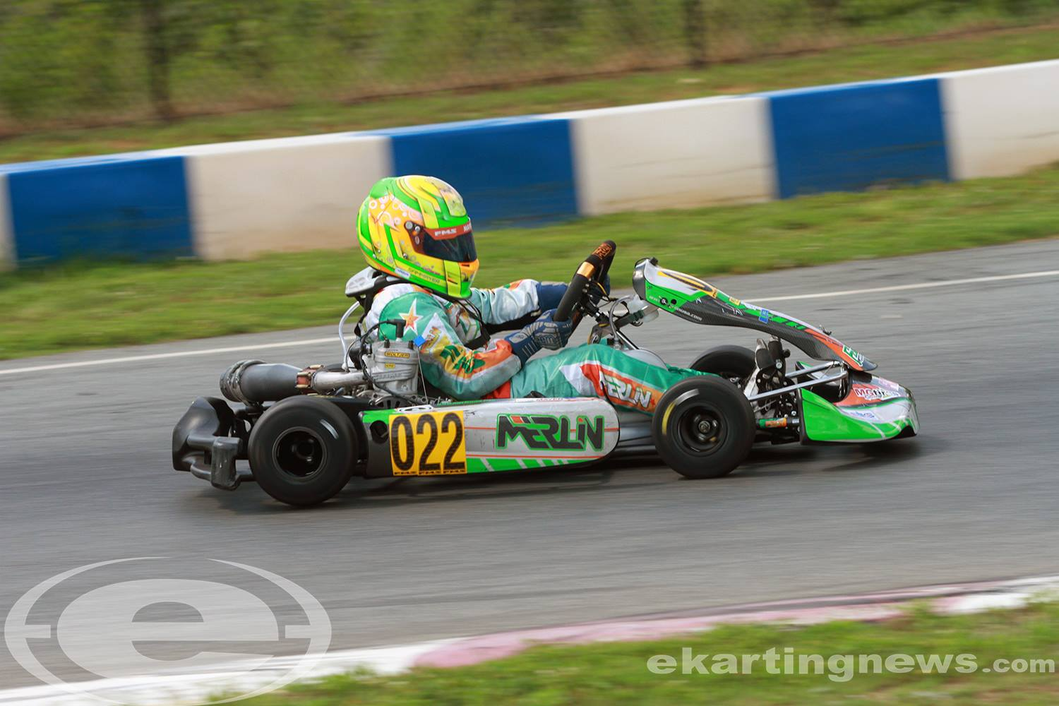 Merlin Racing Chassis Racks Up 5 Wins at USPKS Rounds 5-6 In Mooresville, NC